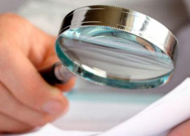 Примерный перечень вопросов, которые чаще всего ставятся перед экспертом при проведении технико-криминалистической экспертизы  документов?